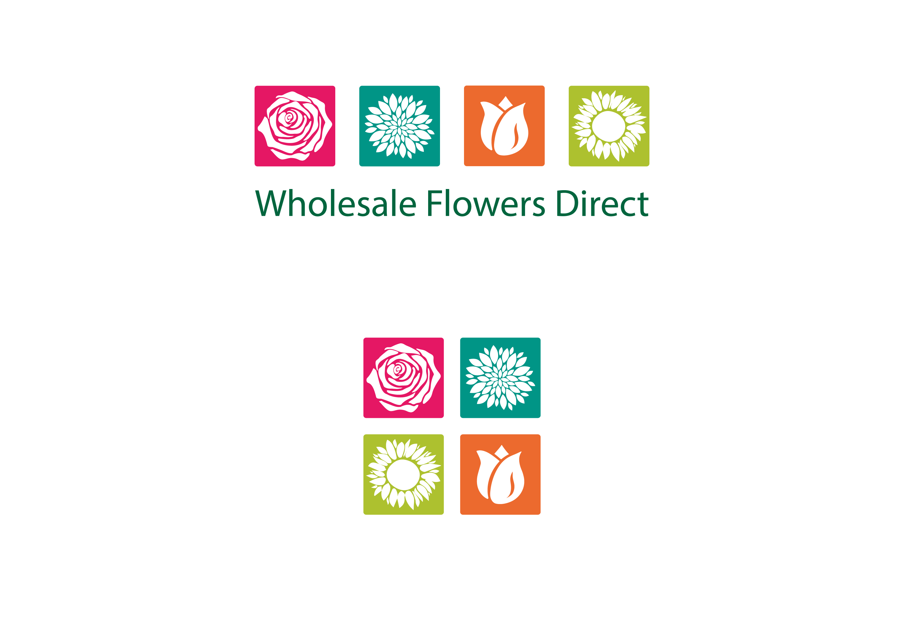 Whole Sale Flowers Direct logo
